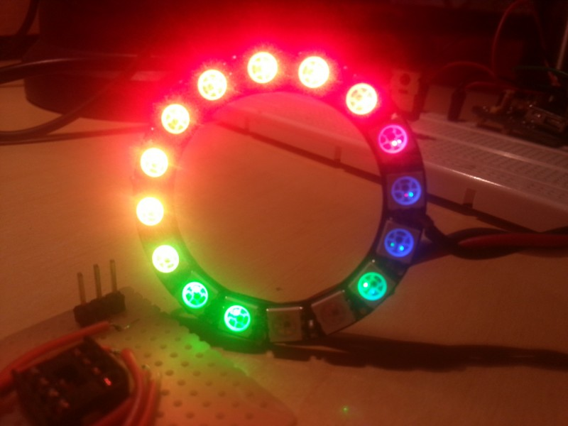 Running Neopixel Ring with Attiny85 – CorrederaJorge